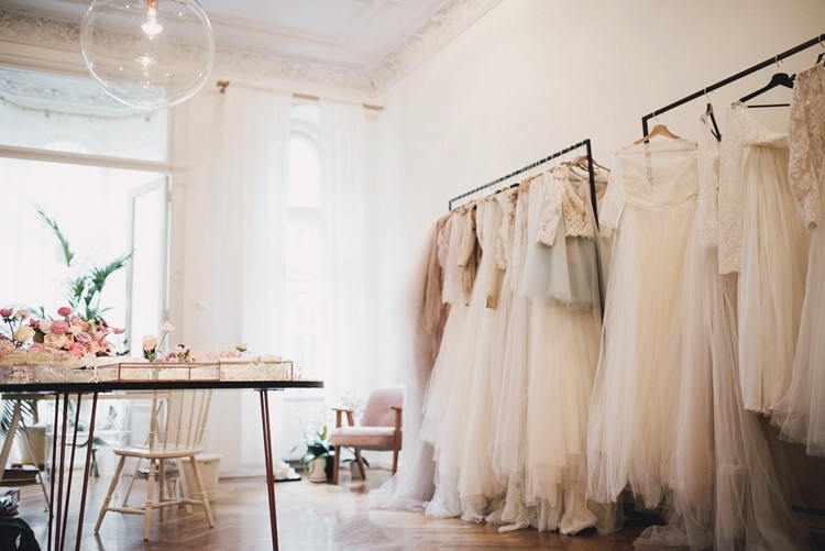 salon ślubny papanna