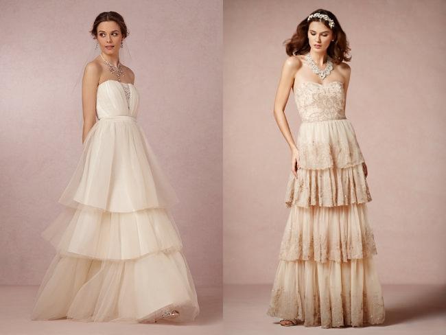 suknie ślubne vintage