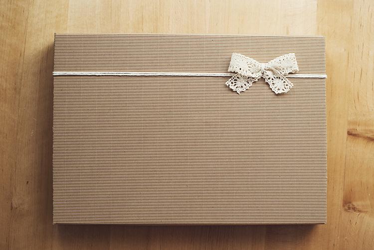 pudełka w tylu ekologicznym