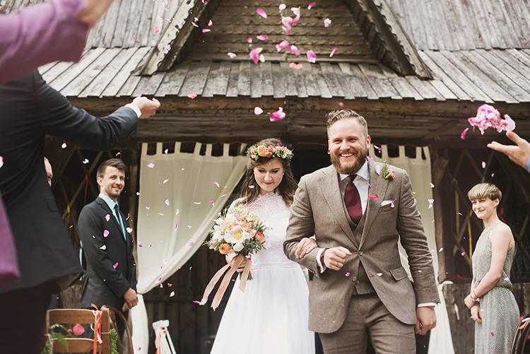 złoty jar ślub