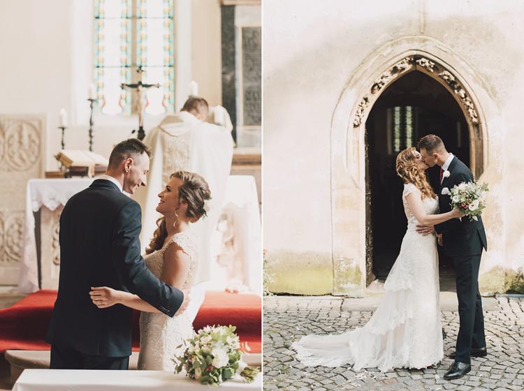 ślub w kościele w żurawinie