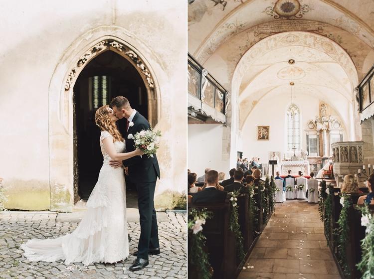 ślub w żurawinie
