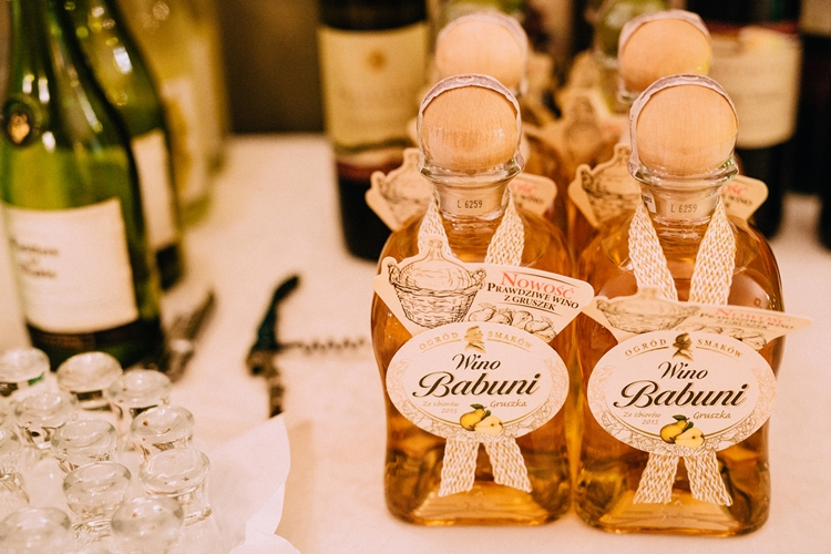 wina na ślub